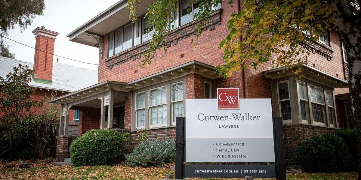 Curwen Walker Law Firm Ballarat